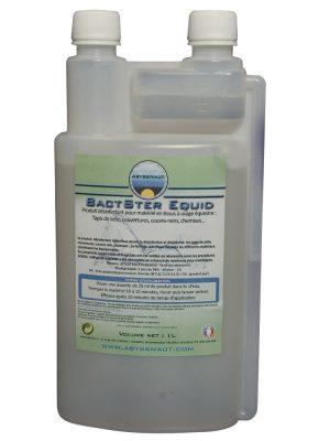 Désinfectant pro pour materiel equestre, couvertures, matériel de pansage