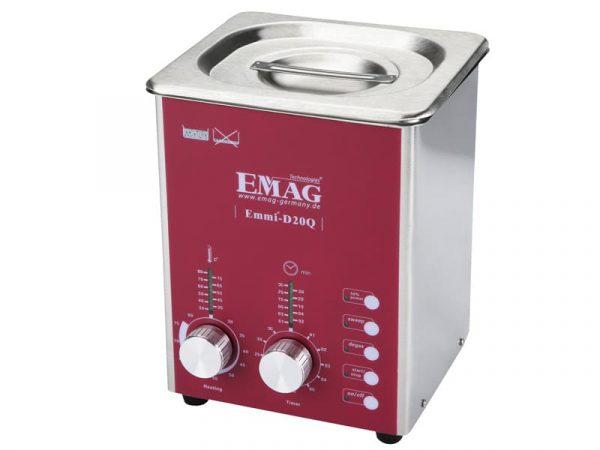 Cuve ultrasons Emag 2L